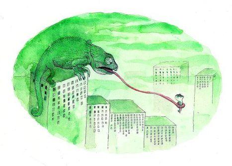 La estrategia del camaleón | Empresa 3.0 | Scoop.it