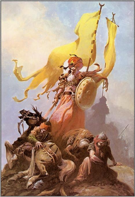 Zahhak, Zohhāk, Aži Dahāka, Dahāg, Bēvar-Asp   They were here and might return   Scoop.it