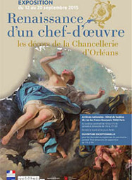Renaissance des décors de la Chancellerie d'Orléans   L'observateur du patrimoine   Scoop.it