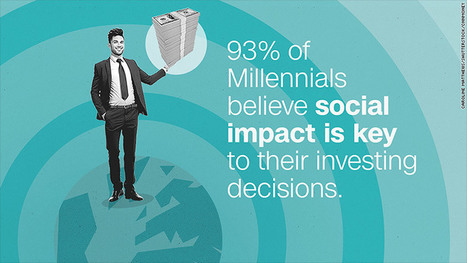 How young millionaires are growing their money | Digital Natives | Scoop.it