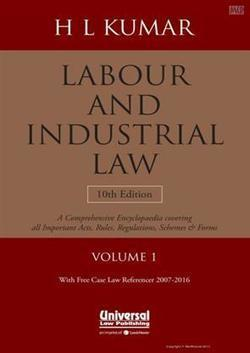 Labour and Industrial Law-2007-2016 (Set of 2 Volumes), Buy Labour and Industrial Law Books | Accounting Books - Law, Lega and Taxation Books | Scoop.it