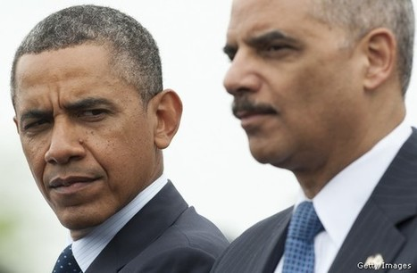 ALERT NYT: White House Wants Holder to Resign | News You Can Use - NO PINKSLIME | Scoop.it