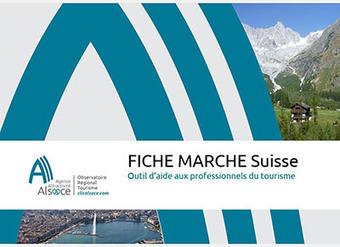 Observatoire Tourisme - Alsace - Fiche Marché Suisse 2015 | Le site www.clicalsace.com | Scoop.it