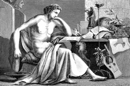 El vino tomado con filosofía - Tinta de calamar | Mundo Clásico | Scoop.it