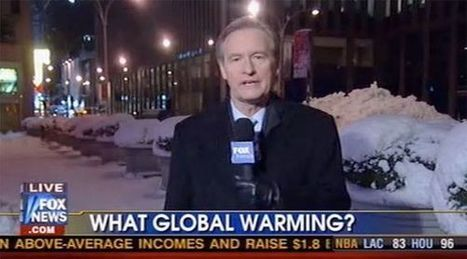 RDFRS: Watching Fox News makes people distrust science | Media Health Literacy | Scoop.it