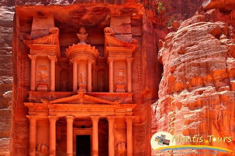 Consider In Undertaking A Tour To Petra In The Oncoming Festive Season  | Petra jordan tours from Israel | Scoop.it