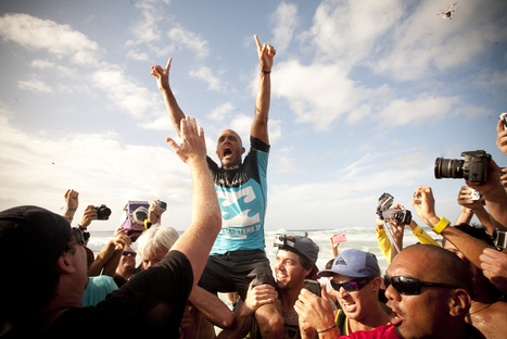 QUIKSILVER'S KELLY SLATER WINS 7TH PIPE MASTERS TITLE | The Mountain and Wave | Action Sport | Scoop.it
