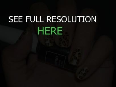 nail design cheetah | nail art | Scoop.it