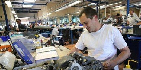 L'industrie veut séduire les collégiens - Sud Ouest | Actu de l'industrie | Scoop.it
