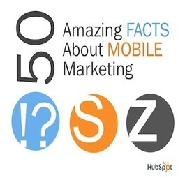 50 Mobile Marketing Facts That Will Blow You Away [SLIDESHARE] | Social Media Today | emarketing | Scoop.it