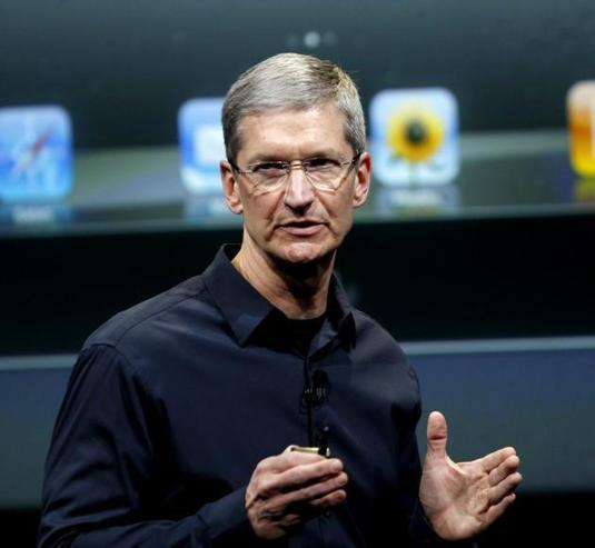 Apple CEO Talks Of Wearables, iOS7