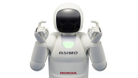 Rise of the Machine: ASIMO | Robots and Robotics | Scoop.it