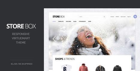StoreBox - Unique, Responsive VirtueMart Theme (Shopping) | VirtueMart Development | Scoop.it