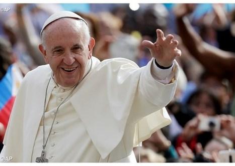 Pápež tvítuje: Starajme sa jeden o druhého a tiež o stvorenstvo   Správy Výveska   Scoop.it