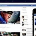Facebook change de fond en comble son fil d'actualité | Social Media Marketing - Sarah Rumeau | Scoop.it