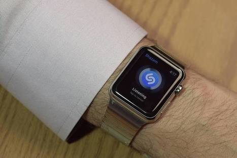 Front Runners in the Hunt for the Apple Watch Killer App | Nerd Vittles Daily Dump | Scoop.it