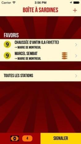 [Bon App'] Boîte à sardines, pour ne plus être compressé dans le métro - FrenchWeb.fr | Marketing, Innovation et Tendances | Scoop.it
