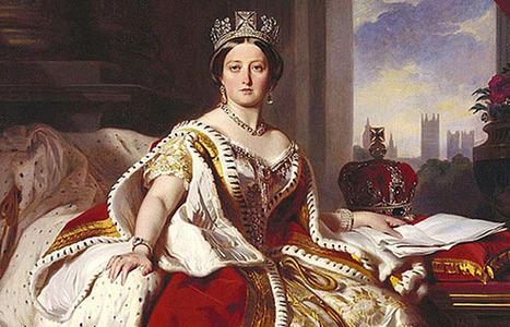 Queen Victoria's Journals - Home Page | GenealoNet | Scoop.it