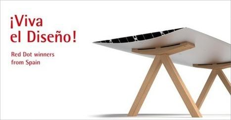 Red Dot Design Museum | ¡Viva el Diseño! Red Dot winners from Spain | design exhibitions | Scoop.it