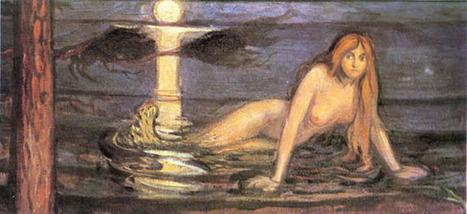 The Mermaid by Heinz Insu Fenkl -- The Endicott Studio Journal of Mythic Arts, Summer 2003   Mitología   Scoop.it