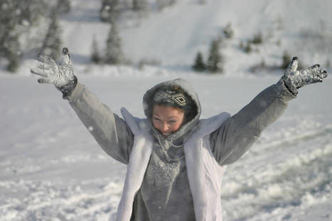 5 Tips for Modest Fun in the Snow | Insurance | Scoop.it