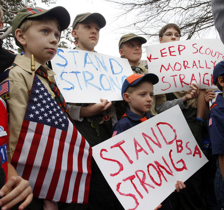 Boy Scouts 'Torn Up' For Gay Kids Who Want To 'Do Sex' With Each Other, Pundit Claims | Religion in the 21st Century | Scoop.it