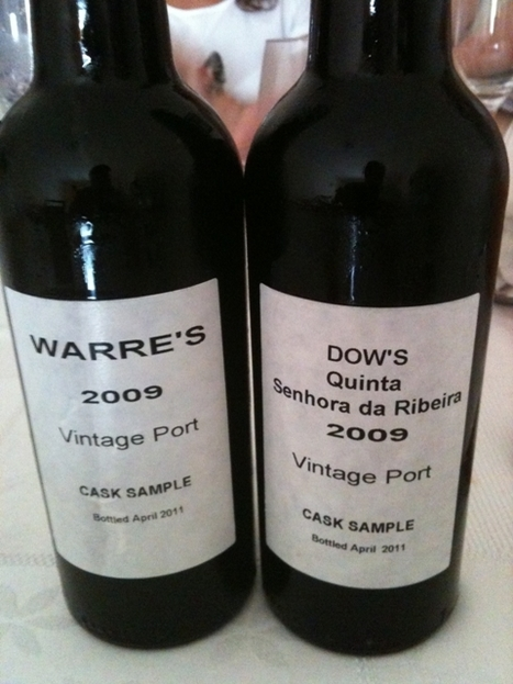 Dow's Sra. Ribeira Vintage 2009 e Warre's Vintage 2009 | Wine Lovers | Scoop.it