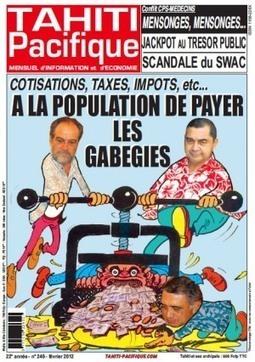 Depuis des mois, la Polynésie française s'enfonce de plus en plus dans lacrise   TAHITI Le Mag   Scoop.it