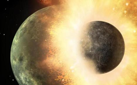 Simulations show Mercury may have been victim of hit-and-run collision | Simulation Modeling | Scoop.it