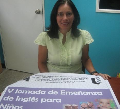 V Encuentro de Enseñanza del Inglés para Niños 2013 | La enseñanza del Inglés en el Siglo XXI | Scoop.it