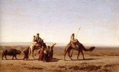 Delacroix et l'aube de l'orientalisme, de Decamps à Fromentin, peintures et dessins - La Tribune de l'Art | Art et actualité des musées | Scoop.it