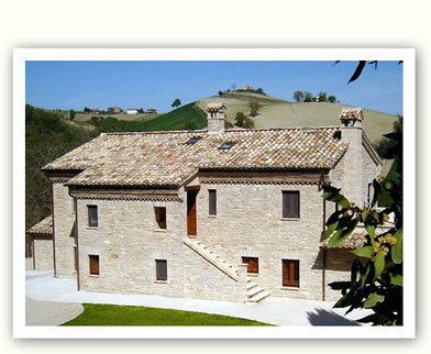 Best Le Marche Accommodation   Villa in the Vineyard, Montelparo   Le Marche Properties and Accommodation   Scoop.it