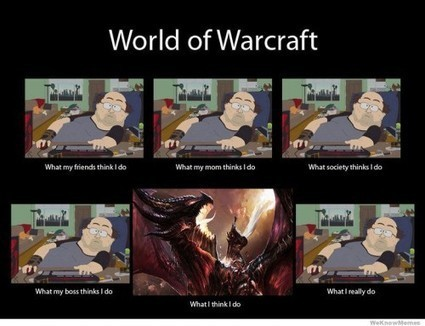 World of Warcraft | What I really do | Scoop.it