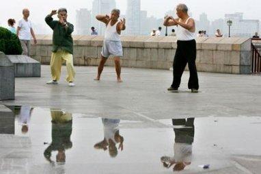 Le Tai Chi préserve le cœur des seniors | Seniors | Scoop.it