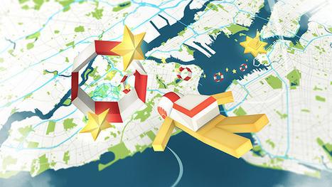 Map Dive | Télécharger et écouter le Web | Scoop.it