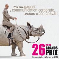 Grands prix 2012 Communication & Entreprise | Communication&Entreprise | Scoop.it