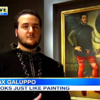 Slowest News Day Ever? ABC News Interviews College Student Who Kinda Looks Like Some Guy in an Old Painting | Public Relations & Social Media Insight | Scoop.it