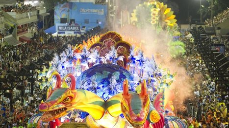 In pictures:  Rio de Janeiro's Carnival | Charlieography | Scoop.it