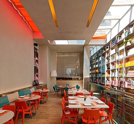 alma maría restaurant by studio arthur casas | Rendons visibles l'architecture et les architectes | Scoop.it