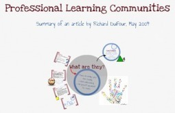 Ms Frizz's Blog | Professional Learning Communities | PLC | Scoop.it