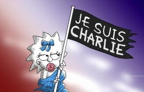 Attentats à Paris: «Les Simpson» rendent hommage aux victimes | The simpsons | Scoop.it