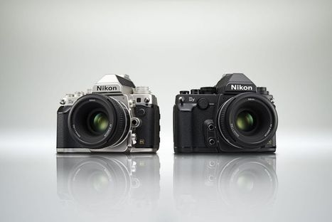 Nikon goes retro with the Df  - Tech News | The Star Online | Nikon DF | Scoop.it