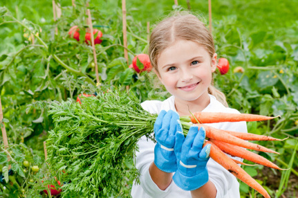 Gardening with kids: Tips and advice for starting an active and healthy habit | Food issues | Scoop.it