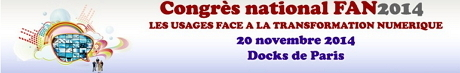 SAVE THE DATE – Congrès FAN 2014 : 20/11/2014 | Camp de Bases | Camp de Bases | Scoop.it