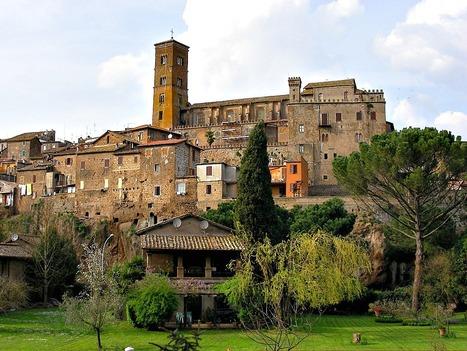 Sutri, Lazio - A CanterburyTrail | Italia Mia | Scoop.it