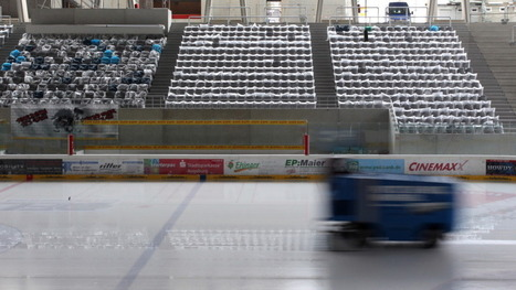 Air Pollution In An Unlikely Spot: An Indoor Hockey Arena - NPR (blog)   Darryl Coleman Sports Facility Management   Scoop.it