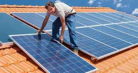 Solaire : le gouvernement veut favoriser l'autoconsommation   VIGNAL Energies   Scoop.it