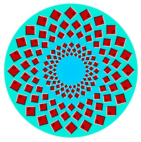 Les illusions d'optique | Le saviez-vous? | Scoop.it