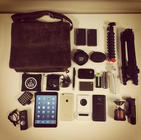 Journalisme sur mobile : simple outil ou techno de rupture ? | Gestion des connaissances et TIC pour le développement | Scoop.it