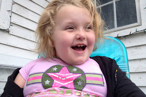 The real Honey Boo Boo: What reality TV did to the pint-size pageant queen | Winning The Internet | Scoop.it
